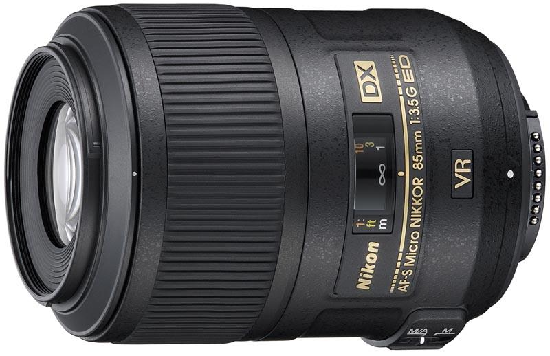 <b>AF-S DX Micro NIKKOR 85mm F3.5 G ED VR</b>