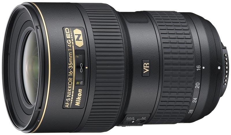 <b>AF-S NIKKOR 16-35mm F4 G ED VR</b>