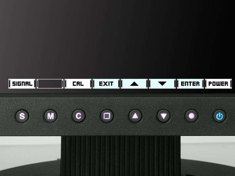 <b>ボタンにLEDを内蔵した。暗い場所での操作性が向上したという</b>