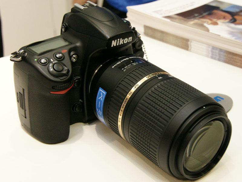<b>試作品はブースに用意されたカメラでのみ試すことができる</b>