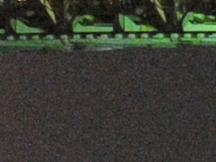 <b>同時記録のJPEG画像。高感度ノイズ低減:しない</b>