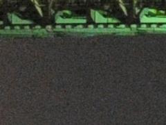 <b>同時記録のJPEG画像。高感度ノイズ低減:弱め</b>