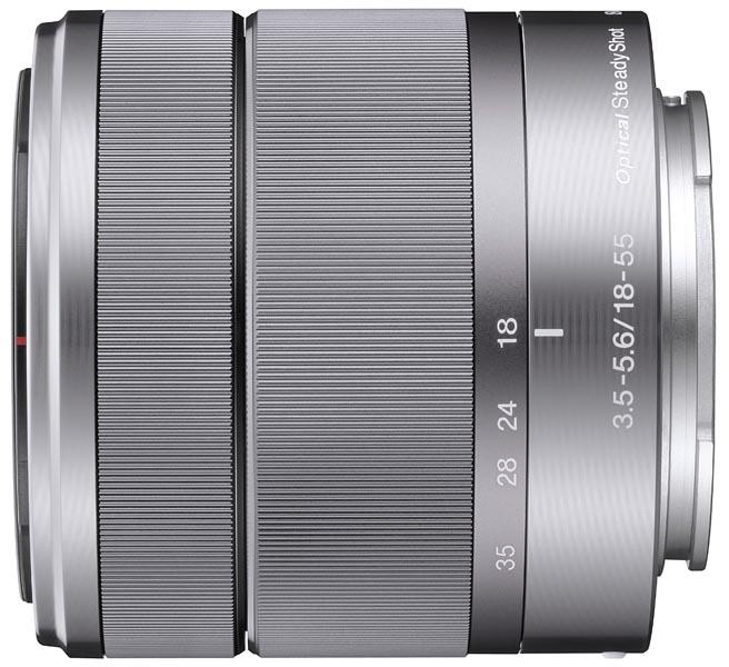 <b>E 18-55mm F3.5-5.6 OSS</b>