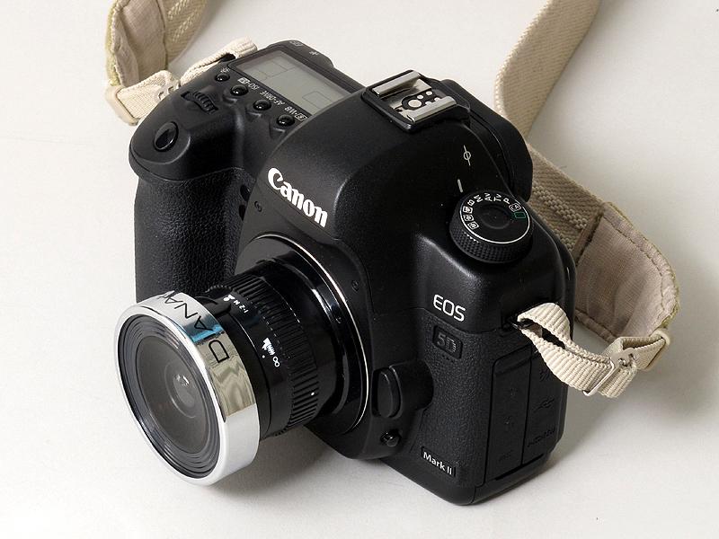<b>Diana Lens+ 20mm Fisheye</b>