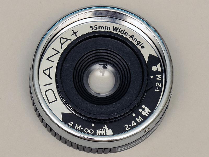<b>Diana Lens+ 55m Wideangle&amp;Closeup(クローズアップレンズ非装着時)</b>