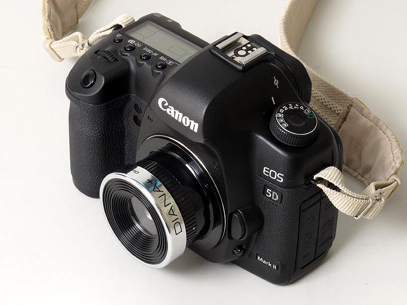 <b>Diana Lens+ 55mm Wideangle&amp;Closeup(クローズアップレンズ装着時)</b>