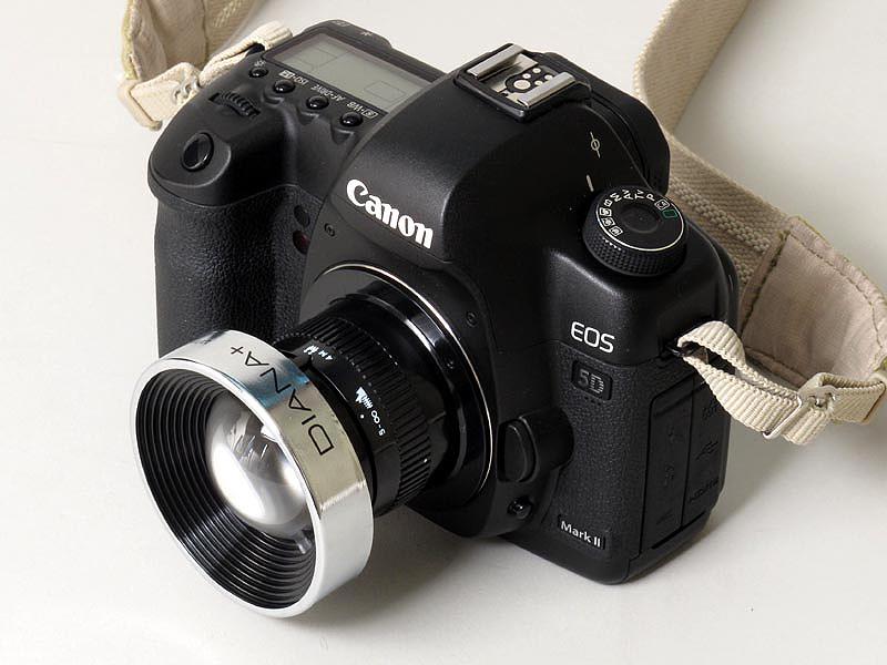 <b>Diana Lens+ 110mm Soft Telephoto</b>