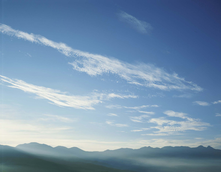 <b>八ヶ岳をのぞむロケーション</b>
