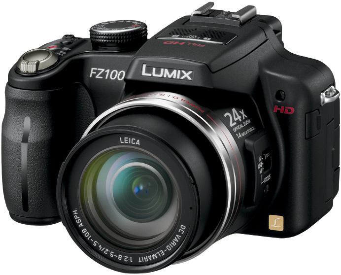<b>LUMIX DMC-FZ100</b>