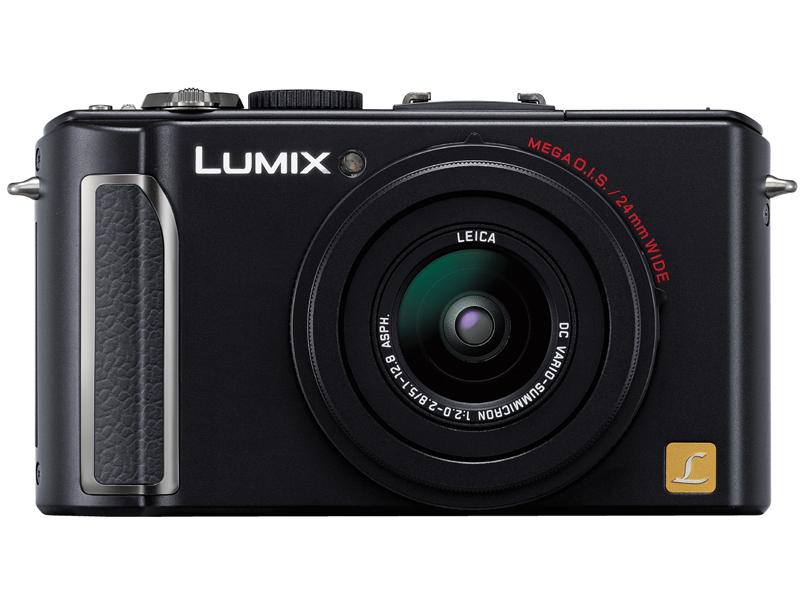 <b>LUMIX DMC-LX3</b>