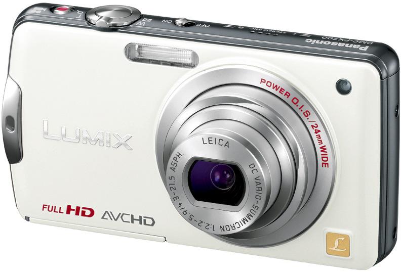 <b>LUMIX DMC-FX700(シェルホワイト)</b>
