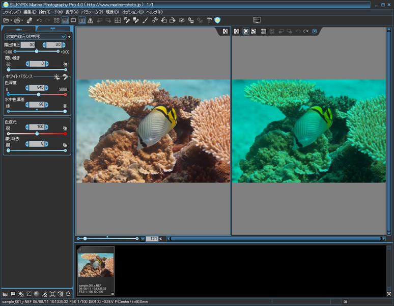 <b>SILKYPIX Marine Photography Pro 4.0</b>