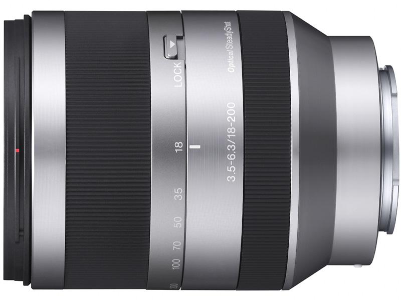 <b>E 18-200mm F3.5-6.3 OSS</b>