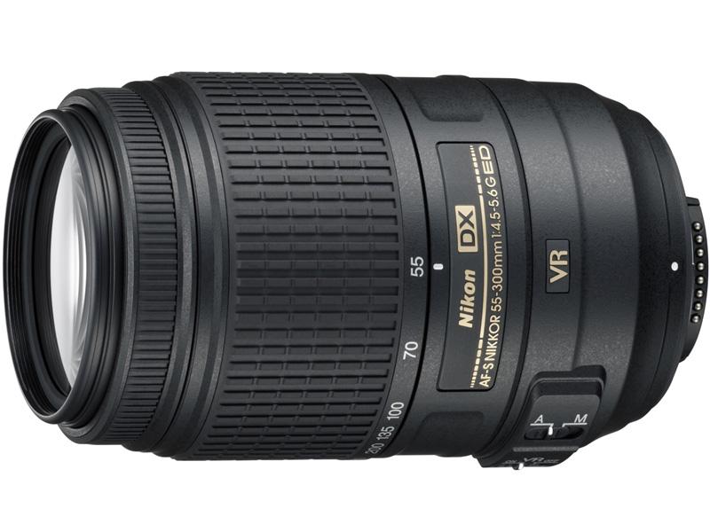 <b>AF-S DX NIKKOR 55-300mm F4.5-5.6 G ED VR</b>