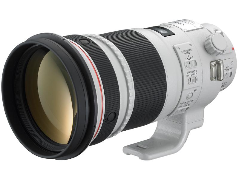 <b>EF 300mm F2.8 L IS II USM</b>