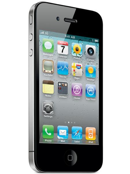 <b>iPhone 4</b>