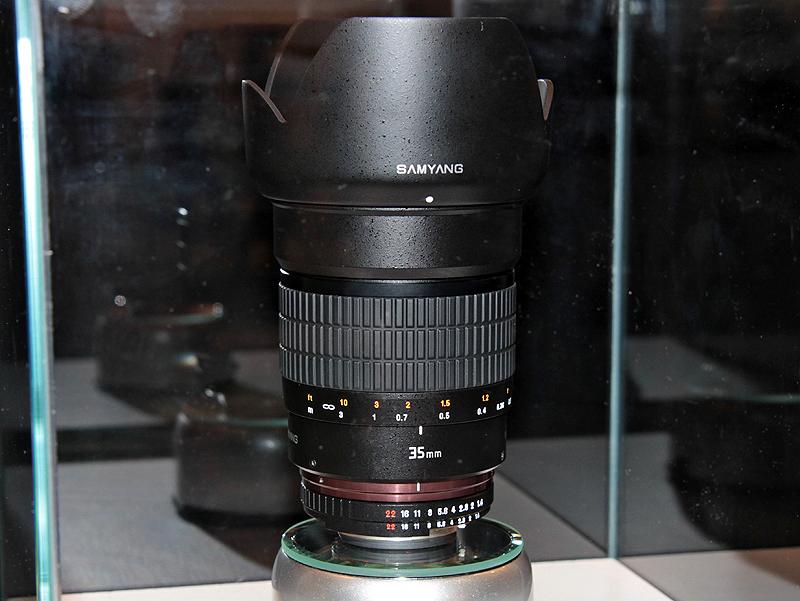 <b>35mm F1.4 IF UMC Asphrical</b>