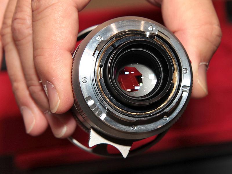 <b>ズミルックスM f1.4/35mm ASPH.</b>