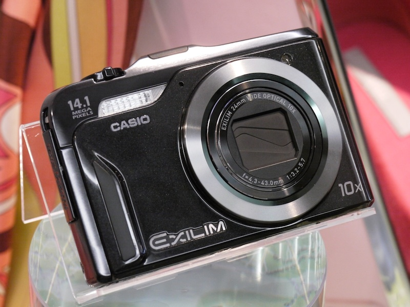 <b>EXILIM Hi-ZOOM EX-H20</b>