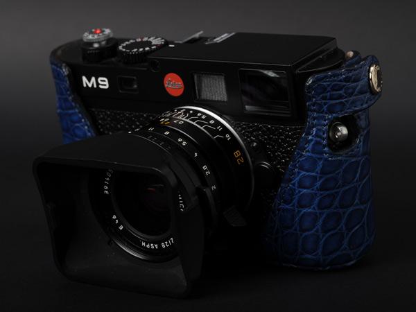 <b>LMB-M9CをM9ブラックペイントに装着したところ(以下同)</b>