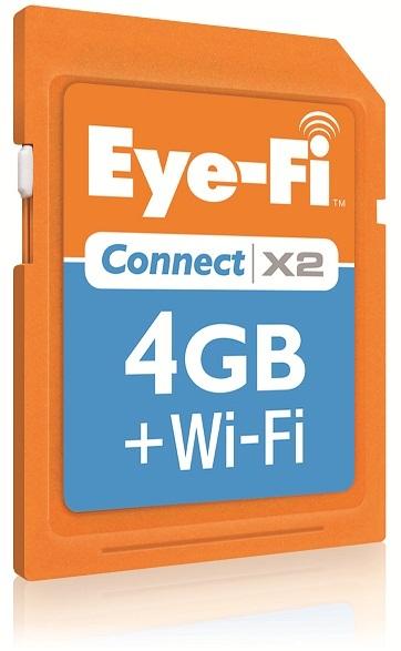 <b>Eye-Fi X2</b>