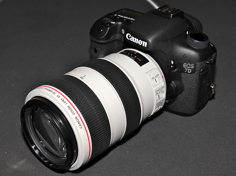 <b>EF 70-300mm F4-5.6 L IS USM</b>