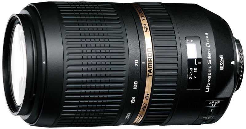 <b>SP 70-300mm F4-5.6 Di VC USD</b>