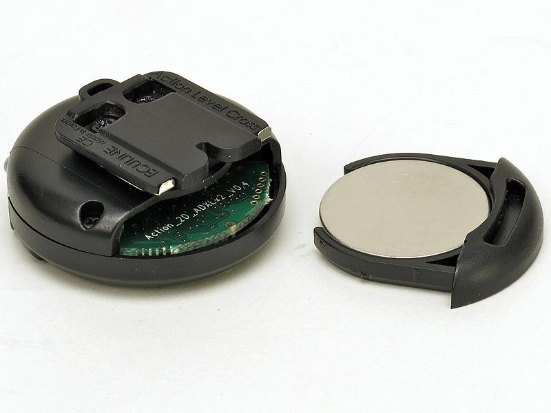 <b>バッテリーは比較的入手しやすいCR2032</b>