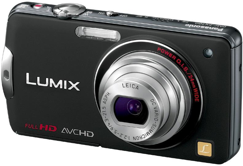 <b>LUMIX DMC-FX700</b>