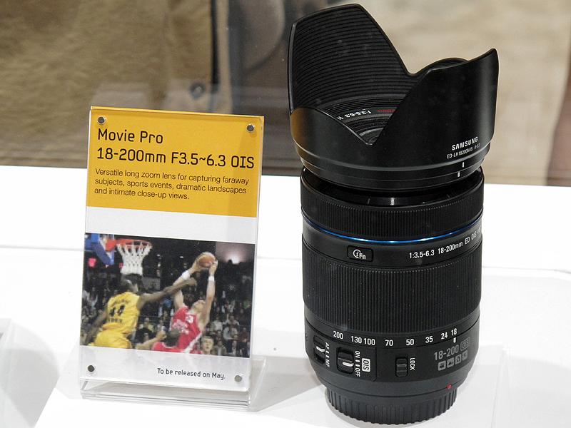 <b>Movie Pro 18-200mm F3.5-6.3 OIS</b>