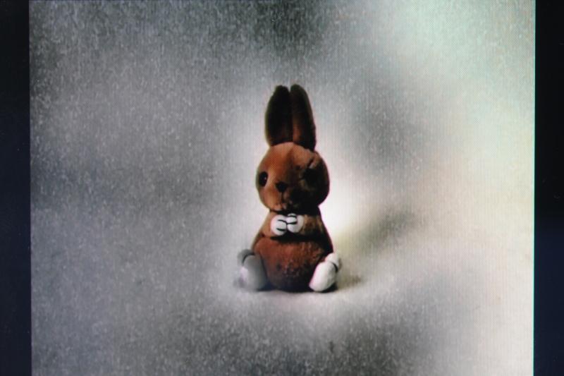 <b>アートフィルター「ドラマチックトーン」適用時のライブビュー画面</b>