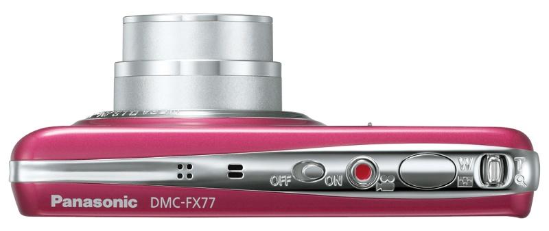 <b>LUMIX DMC-FX77(グラマラスピンク)</b>