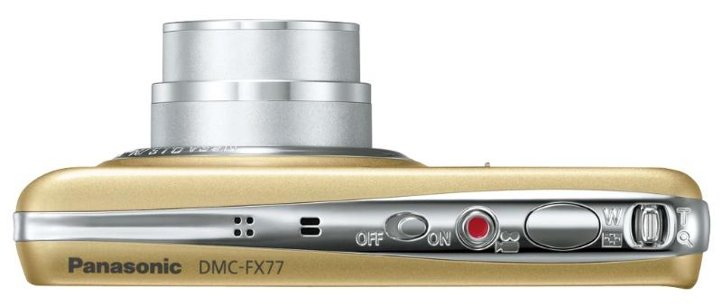 <b>LUMIX DMC-FX77(レオパードゴールド)</b>