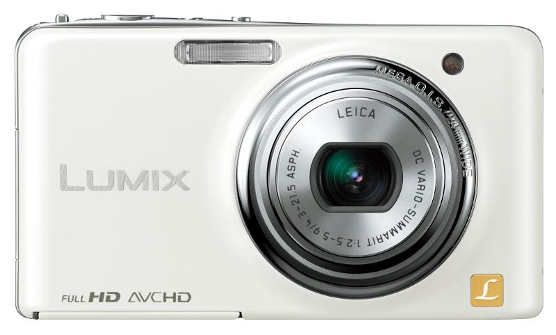 <b>LUMIX DMC-FX77(リリーホワイト)</b>