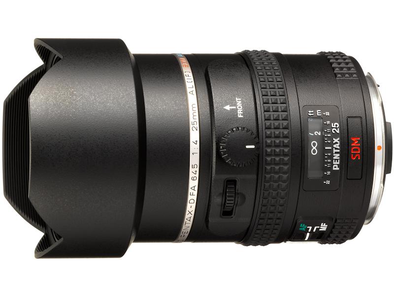 <b>D FA645 25mm F4 AL [IF] SDM AW</b>