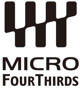 <b>マイクロフォーサーズシステム規格のロゴ</b>