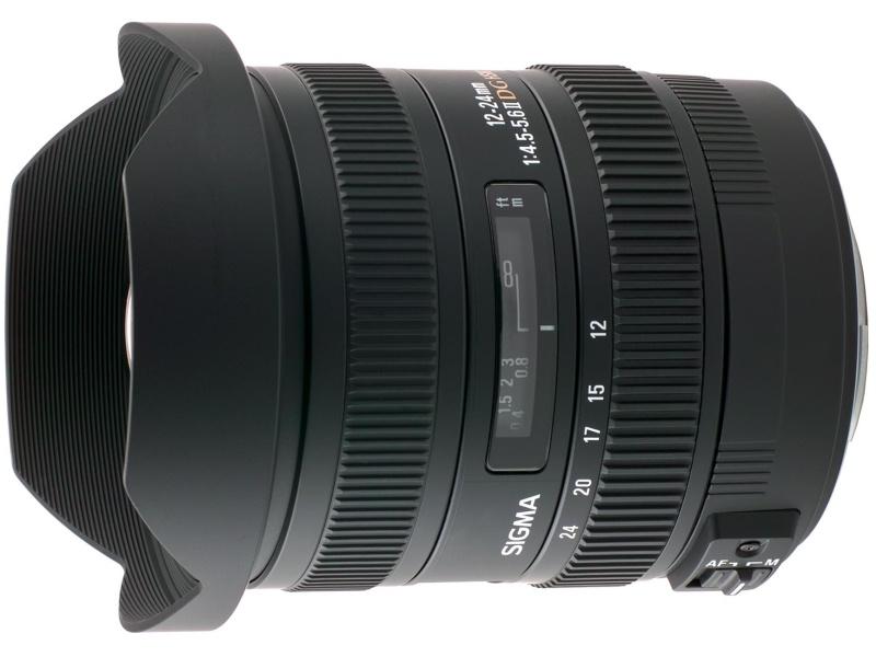 <b>12-24mm F4.5-5.6 II DG HSM</b>