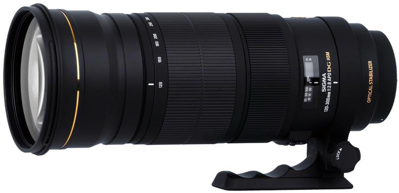 <b>APO 120-300mm F2.8 EX DG OS HSM</b>