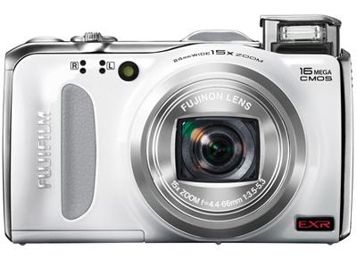 <b>FinePix F550EXR(ホワイト)</b>