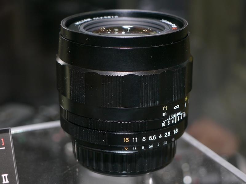 <b>HELIAR classic 75mm F1.8 SL II</b>
