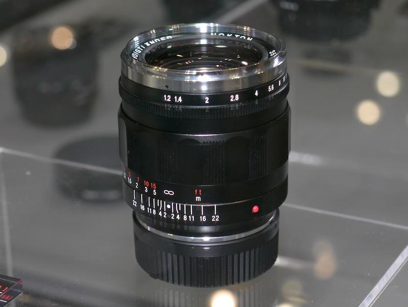 <b>NOKTON 35mm F1.2 Asperical VM II</b>