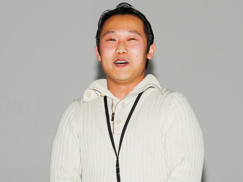 <b>Jae Hong Park氏</b>