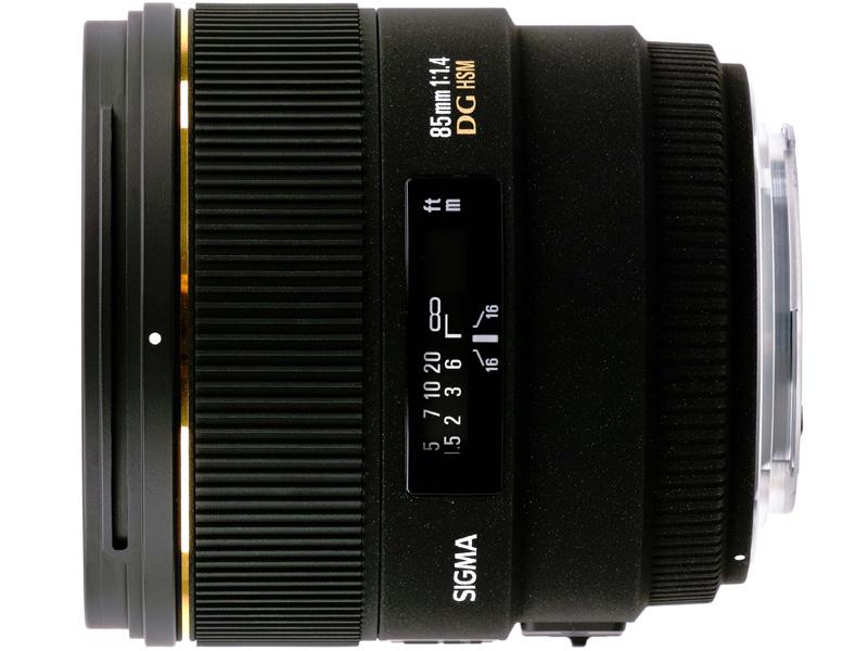 <b>85mm F1.4 EX DG HSM</b>