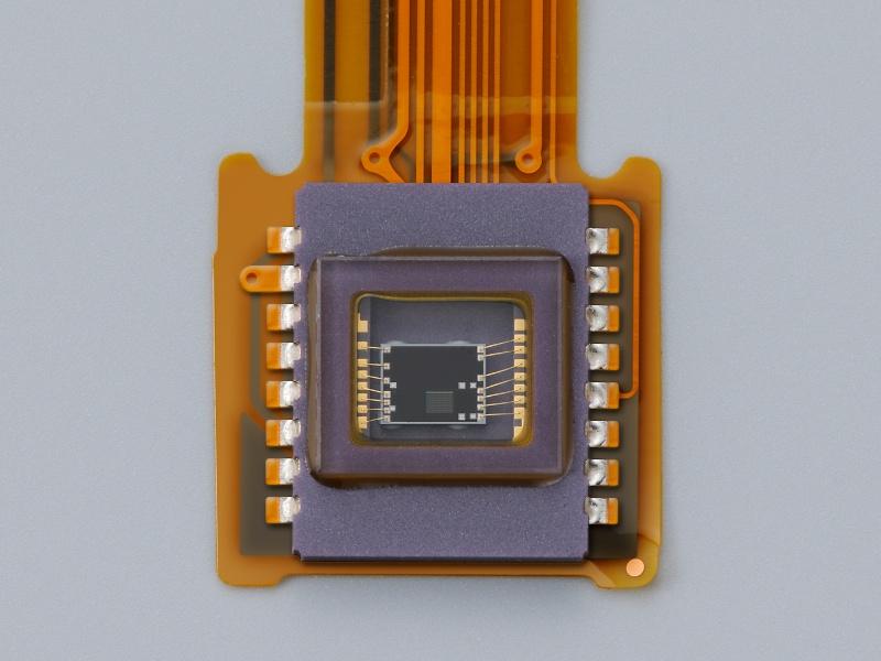 <b>420分割RGB測光センサー</b>