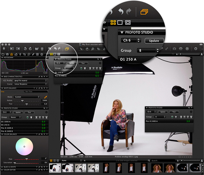 <b>Profoto Studio Plug-in</b>