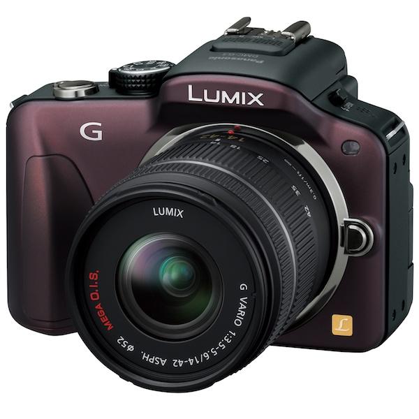 <b>LUMIX DMC-G3</b>