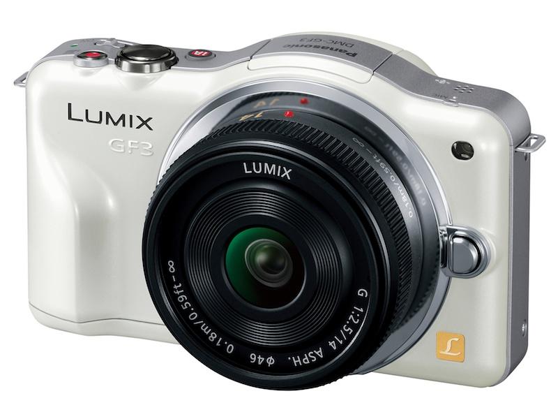 <b>LUMIX DMC-GF3</b>