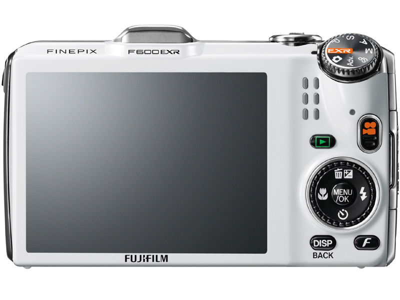 <b>FinePix F600EXR(ホワイト)</b>