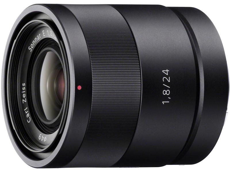 <b>Sonnar T* E 24mm F1.8 ZA</b>