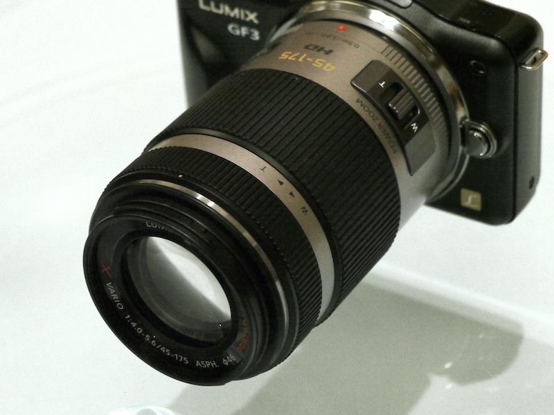 <b>LUMIX G X VARIO PZ 45-175mm F3.5-5.6 ASPH. POWER O.I.S.(ブラック)H-PS45175-S</b>